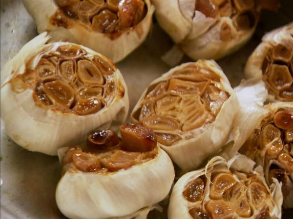 How To Roast Garlic in the Oven