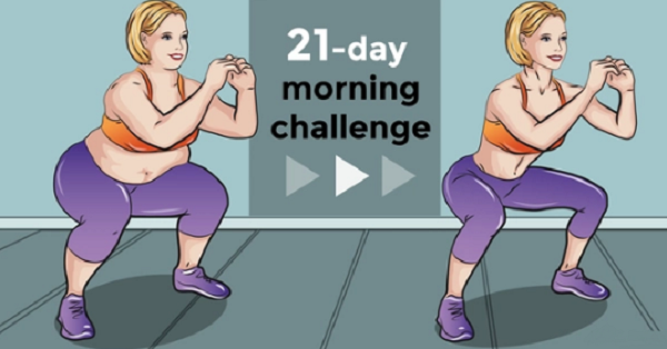 21-Day-Morning-Challenge-That-Can-Help-You-Reduce-Fat