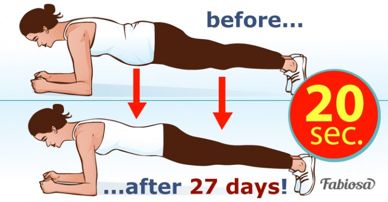 4-Minutes-A-Day-Exercises-Yield-Results-In-Less-Than-Month