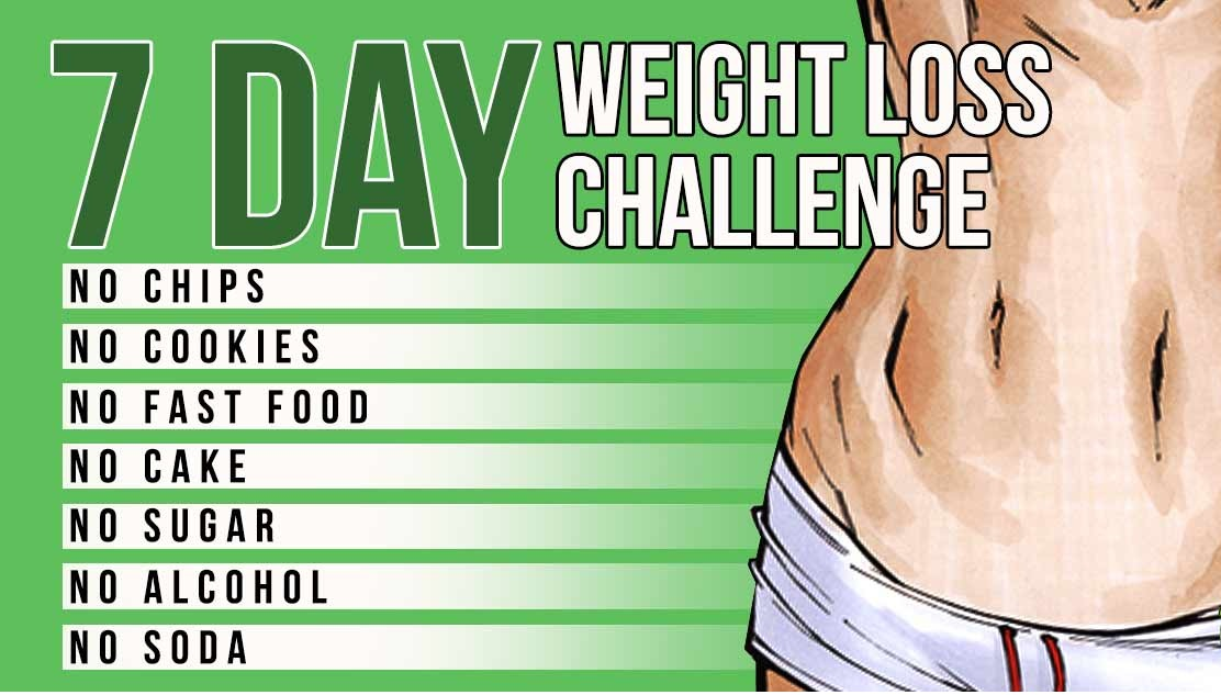 Follow-These-5-Rules-to-Lose-Weight-in-7-Days