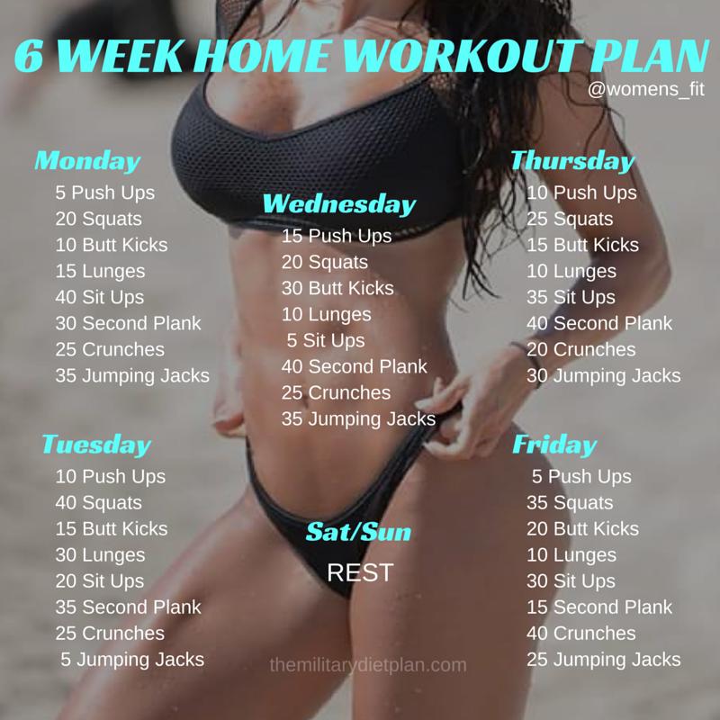 home-workout-plan