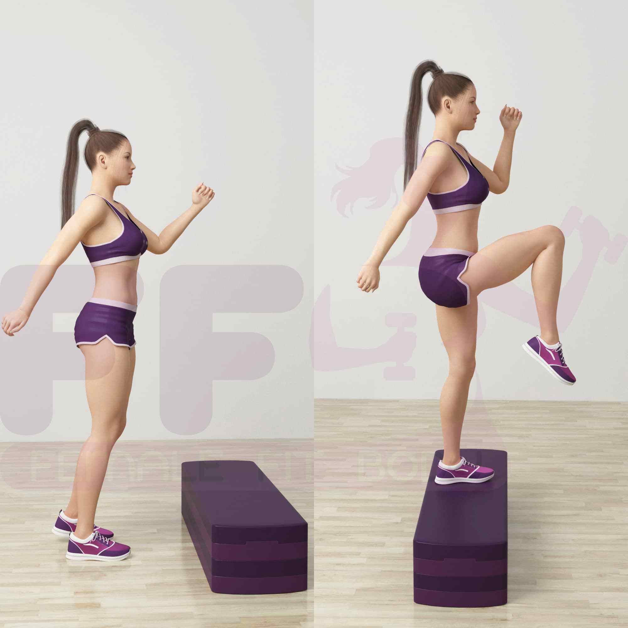 2-Lunges-Step-Up