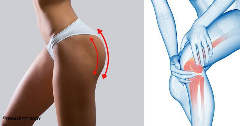 The Best Butt Exercises for Knee Pain—No Squats or Lunges Included