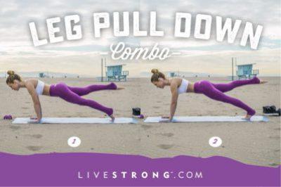 Leg Pull-Down Combo