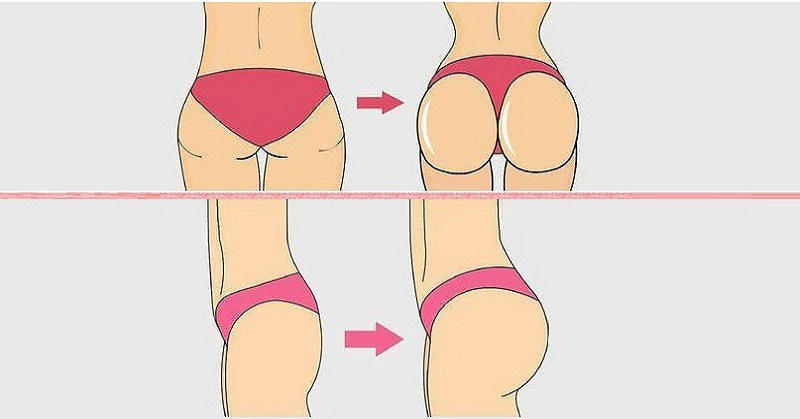 6 Best Exercises to Get to Get the Butt of Your Dreams