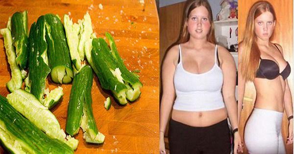 Squished Cucumber