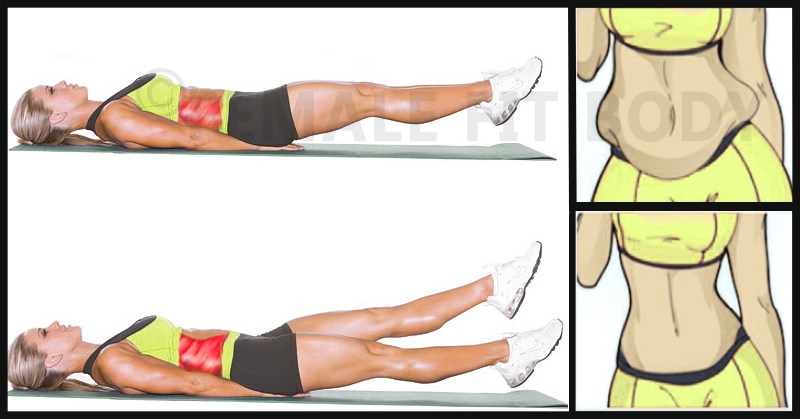 15 Minute Flab to Flat Belly Workout Challenge