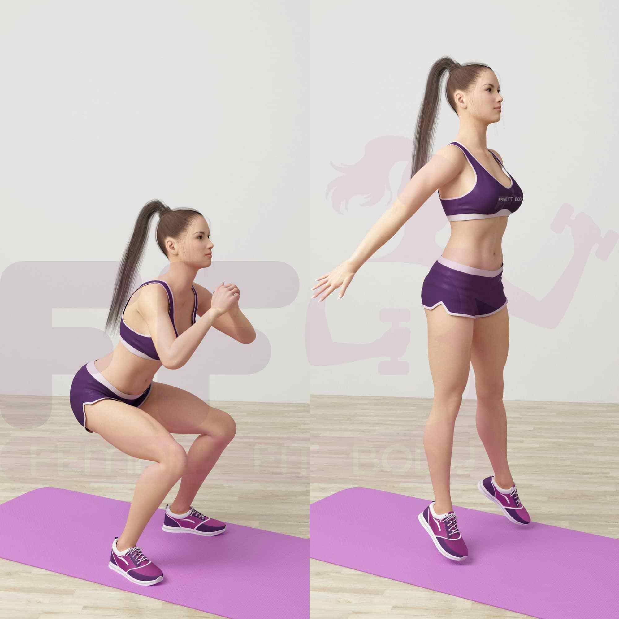 2.Jump-Squat