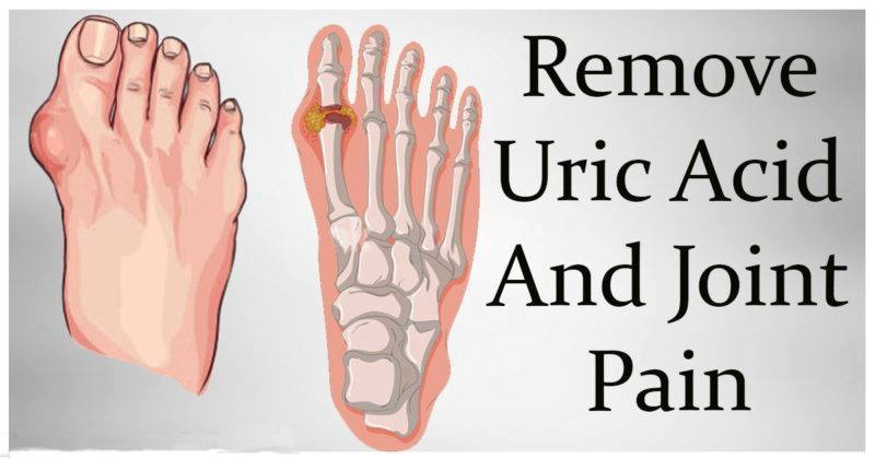 how-to-remove-gout-and-joint-pain-uric-acid-and-crystals