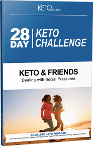 START YOUR 28 DAY KETO CHALLENGE