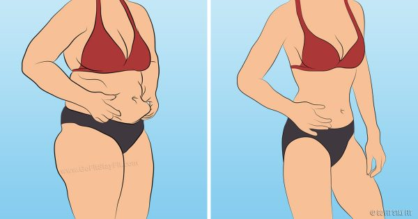 An Easy 7-Day Weight Loss Plan Which Can Help You Lose Up to 3 Pounds