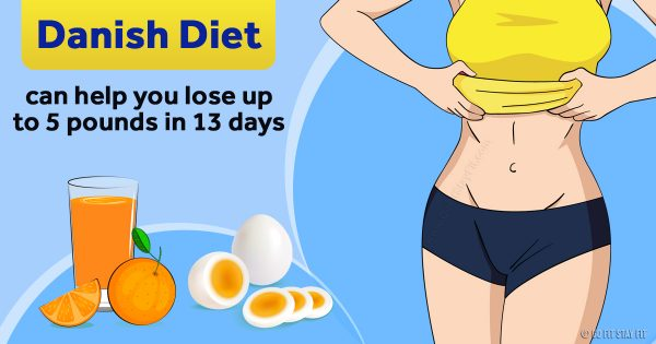 The Danish Diet Can Help You Lose Up to 5 Pounds in 13 Days