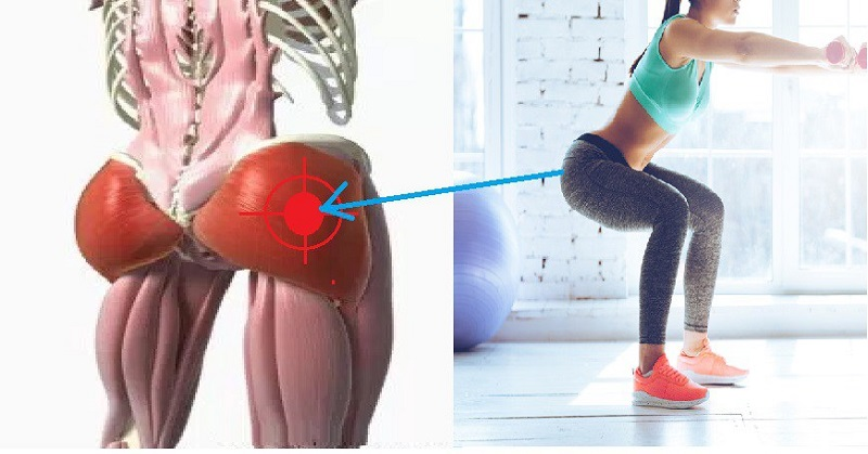 3 Best Exercises to Get a Firm, Round, Lifted Butt (Video)