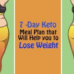 7 -Day Keto Meal Plan That Will Help You To Lose Some Weight