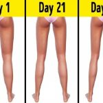 These Types Of Simple Workouts Will Dissolve The Fat On The Thighs As Well As Legs!