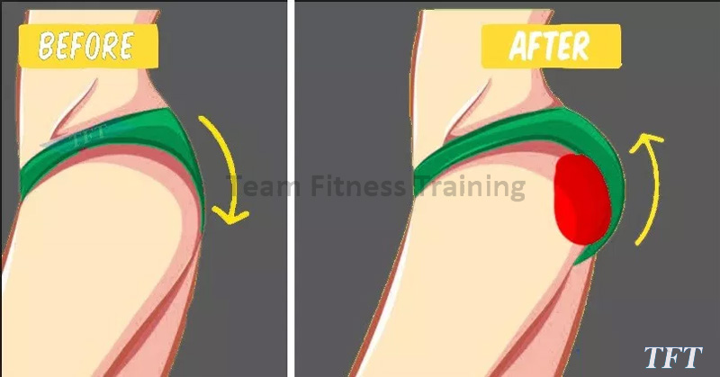 5 MOVES TO YOUR FITTEST BUTT(VIDEO)