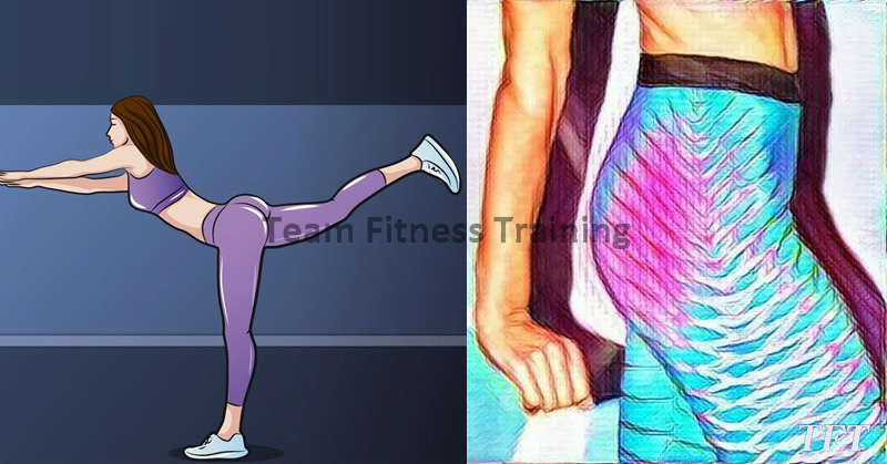 4 Exercises to Tone Your Butt