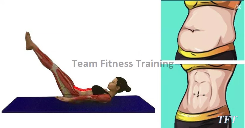 4-week ab workout programme to get rid of belly fat for good