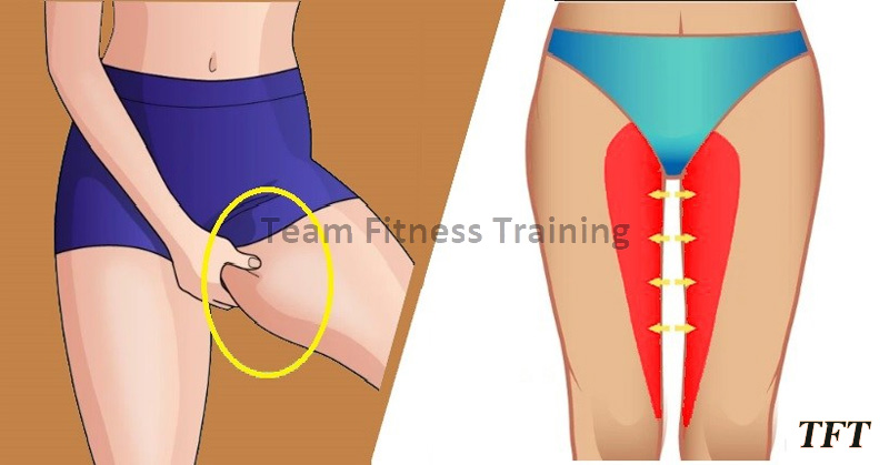 6 EXERCISES TO LOSE INNER THIGH FAT FAST