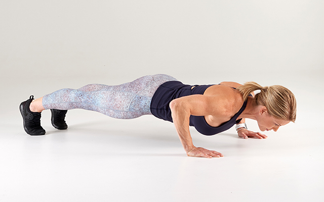 The Push-Up: