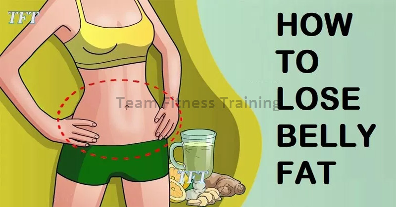 6 Simple Ways to Lose Belly Fat